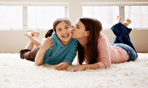 Carpet Cleaning For Three Rooms And One Hallway Or The Entire House At Alpha Omega Carpet Care (up To 70% Off)