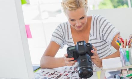 Curso online de fotografia digital de 400 horas por 9,90€