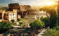 Explore the Eternal City on Trip with Airfare