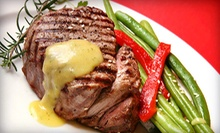 Steakhouse Cuisine and Drinks at CHoP Chandler (Half Off)