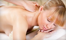 One, Two, or Three 60-Minute Massages at Desi's Doll House Salon (Up to 61% Off)