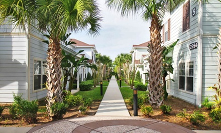 groupon daily deal - 3- or 4-Night Stay in a Three- or Four-Bedroom Villa at CND Holiday Homes in Orlando, FL. Combine Up to 20 Nights.