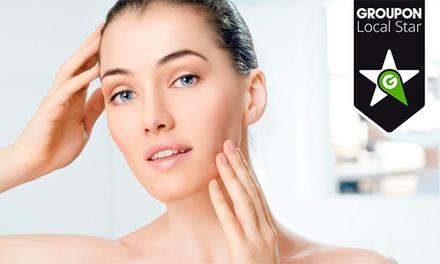 Pharmaestetic — Matosinhos: 1 ou 2 limpezas de pele com tratamento de peeling e aplicação de moléculas desde 9,90