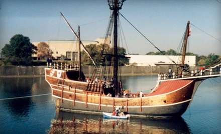 $9 for Visit for Four to The Santa Maria (Up to $18 Value)