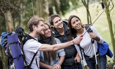 Mobile Tech —Baixa: braço extensível e comando à distância com Bluetooth para selfies desde 9,90€