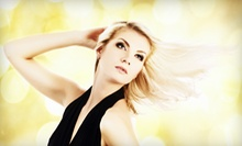 Haircut Package with Optional Partial or Full Highlights from Donna Hanson at Kallisto Salon & Spa (Up to 68% Off)