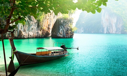 ✈ 10-Day Thailand Tour with Airfare from Affordable Asia; Price/Person Based on Double Occupancy