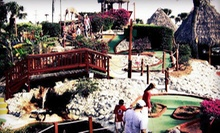18-Hole Round of Miniature Golf for Two or Four at Golf Safari Mini Golf (Up to 57% Off)