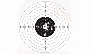 Shooting-range Package For Two Or Four At Pembroke Gun & Range (up To 57% Off)