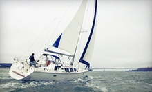 Semiprivate and Private Sailing Trips from Captain San Francisco (Up to 51% Off). Four Options Available.