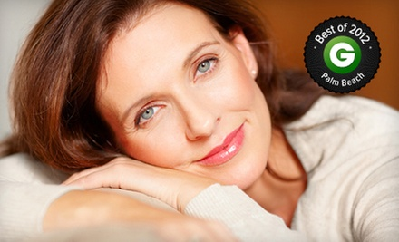 $99 for Six Nonsurgical Face-Lifts with Consultation at Back to Eden Wellness Center ($1,050 Value)