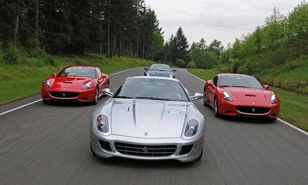 One-Day High-Performance Driving Class at Pacific Raceways (Up to 65% Off)