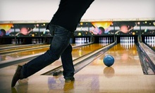 $18 for Three Games of Bowling with Shoe Rentals for Two at Waveland Bowl (Up to $37 Value)