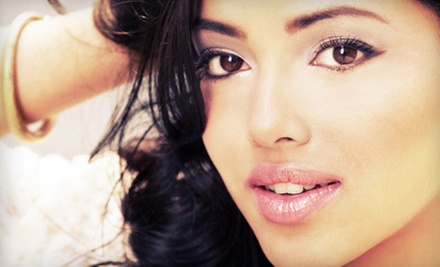 $20 for $40 Worth of Makeup and Services at Sacha Cosmetics