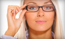 Glasses and Optional Eye Exam at SilverLakes Eye Care (Up to 83% Off)