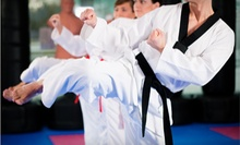 $49 for Six Weeks of Children's Tae Kwon Do Classes with Uniform at Clear's Silat &amp; Street Kung Fu ($222 Value)