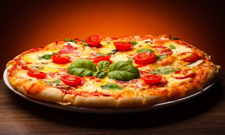 Italian Food at Fargiano's Pizza and Pasta (Up to 50% Off). Two Options Available.