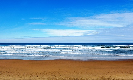 Stay at Beachfront Manor Hotel in Lincoln City, OR. Dates into September.