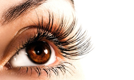 Classic Eyelash Extensions with Option of Two Refills at Maquillage Pro Beauty (57% Off)