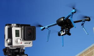 Enter To Win A 3d Robotics Drone And Gopro Hero 3+ Camcorder