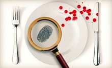 Five-Course Murder-Mystery Dinner for Two, Four, or Eight at from Occasions Divine (Up to 58% Off)