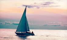 Three-Hour Sailing Lesson with $10 Food Voucher from Port Sailing School (71% Off)