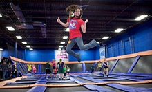 $14 for One Hour of Trampoline Time for Two at Sky Zone Canton ($28 Value)