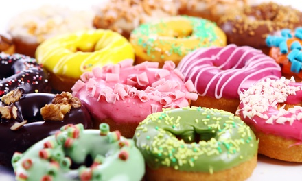 $6 for $10 Worth of Donuts — Big Bad Baby Donuts