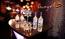 Gourmet Food and Drinks at Orange 13 (Half Off). Two Options Available.
