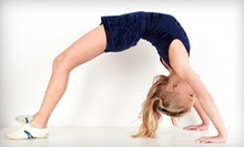 One Month of Gymnastics Classes for One or Two at Carolina Stars Gymnastics (Up to 55% Off)