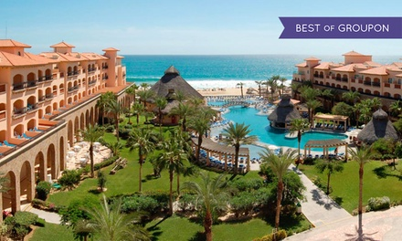 3-, 4-, or 5-Night All-Inclusive Stay for Two at Royal Solaris Los Cabos in Mexico. Includes Taxes and Fees.