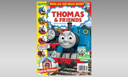 1-Year Subscription to Thomas & Friends Magazine