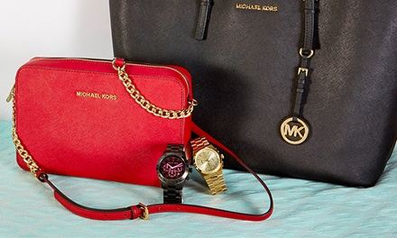$25 for $40 Worth of Designer Clothing and Accessories by Michael Kors, Kate Spade and More at Ideel