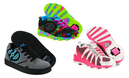 Heely's Kids' Heel-Wheel Sneakers