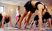 5, 10, or 20 Yoga Classes at The Hot Box Yoga (Up to 63% Off)