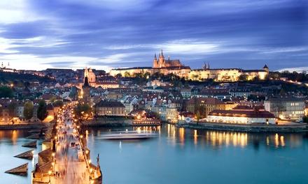 Hotel Pankrac — Praga: 1, 2, 3 ou 4 noites para duas pessoas com pequeno-almoço e garrafa de vinho desde 35€