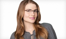 $50 for $225 Toward a Complete Pair of Prescription Eyeglasses at Pearle Vision