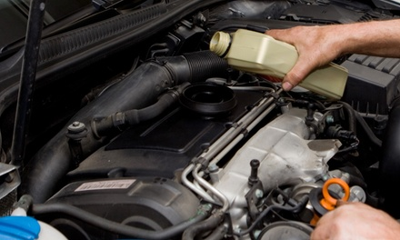 One, Two, or Three Oil Changes with Lube, New Filter, Tire Rotation, and Inspection at All Tune and Lube (Up to 62% Off)