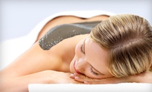 One or Three Body Wraps at Val's House of Hair (Up to 52% Off)