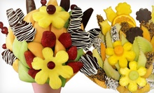 $25 for $50 Worth of Fruit Bouquets at Shakespeare Pies