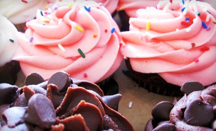 One or Two Dozen Cupcakes at Frootsii (Half Off)