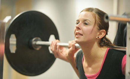 $39 for One Month of Unlimited CrossFit Classes at CrossFit FX TX ($175 Value)