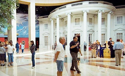 Abraham Lincoln Presidential Museum Outing for Two Children, Two Adults, or a Family in Springfield (Up to 53% Off)