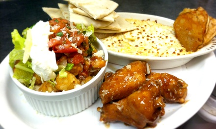 Casual American Cuisine for Dine-In or Takeout at Green's Tavern (Up to Half Off)
