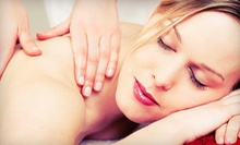One or Three 60-Minute Massages at Massage by Sandy and Company (Up to 53% Off)