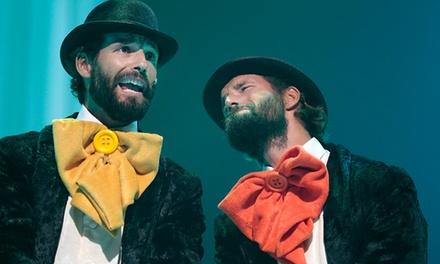 AM The Experience Group — Campera: bilhete de criança ou adulto para o espetáculo Quebra Nozes no Gelodesde 7€