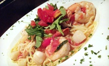 $10 for $20 Worth of Italian Cuisine at Primi Ristorante Italiano