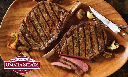 Dinner Package or Private Reserve Package from Omaha Steaks (Up to 59% Off)