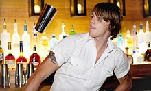 Intro to Bartending Class or a Two-Week Bartending-Certification Course at Fine Art Bartending School (Up to 61% Off)