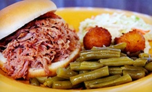 $10 for $20 Worth of Barbecue at Toms BBQ